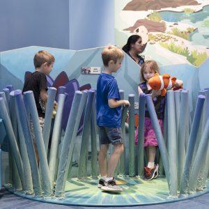 Wild Kratts OCEAN ADVENTURES the Exhibit