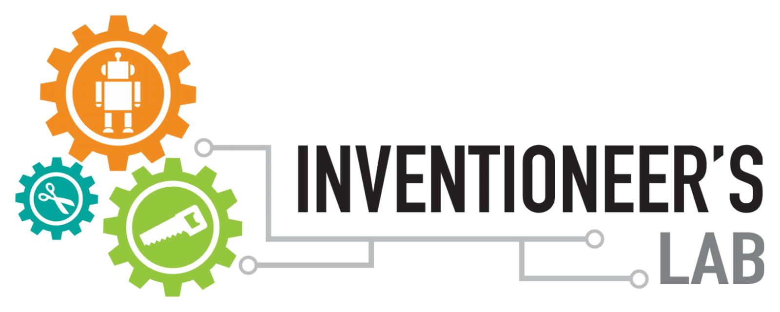 Inventioneers Logo Horizontal Color