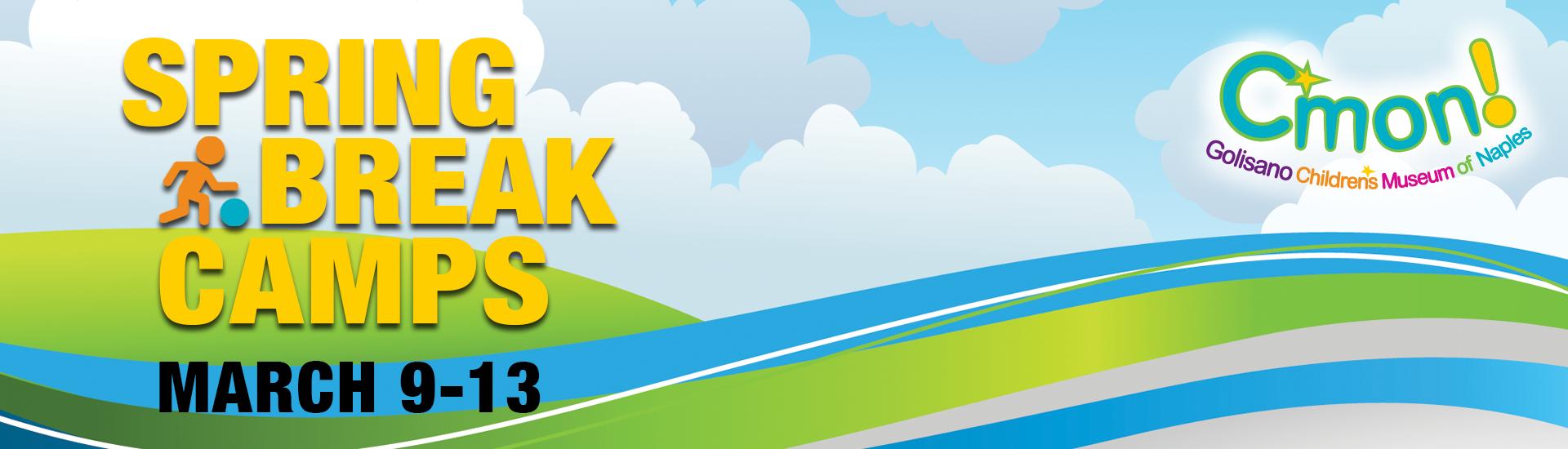 Spring Break 2020 Web Banner
